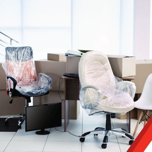 UniGroup Asia services includes office moving.